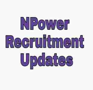 Showing date for Npower Recruitment batch A, batch B and Batch C Registration and requirements