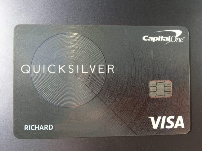 Capital One Quicksilver Credit Card Student Review