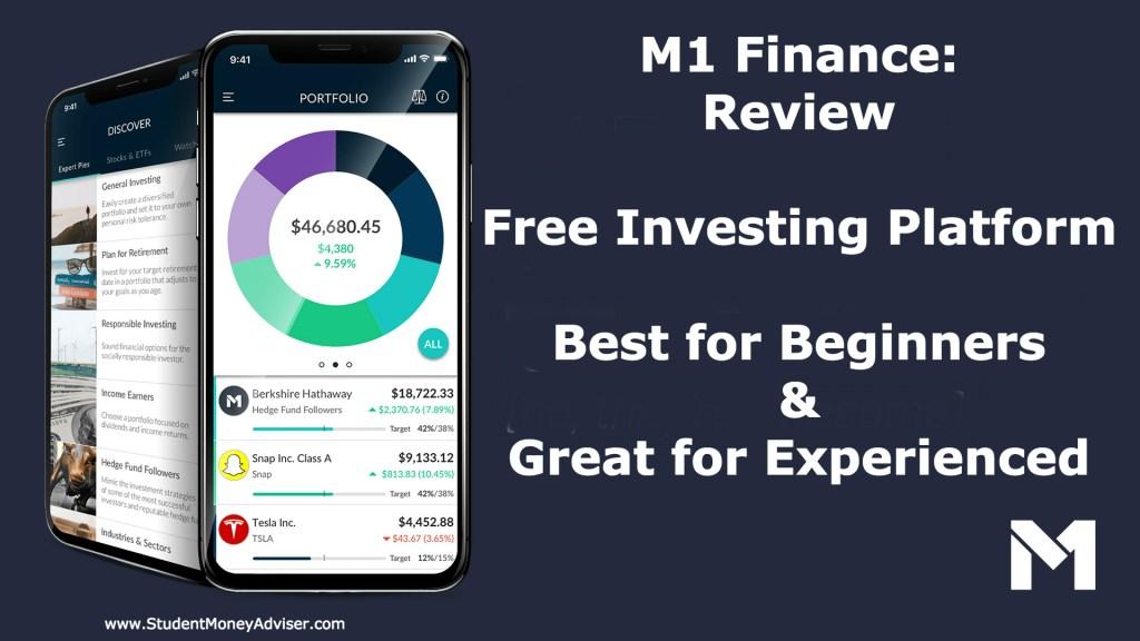 M1 Finance Review 2018 Best Free Investing Platform