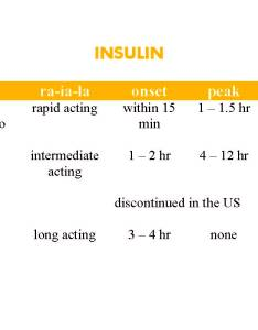 Insulin card also my  short sweet student nurse laura rh studentnurselaura wordpress