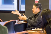 Audience Questions following this China Law Society lunch & learn session with presentations from three current LLM students on April 19, 2018