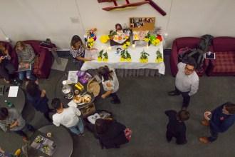 HLLSA's Ofrenda for Dia de los Muertos