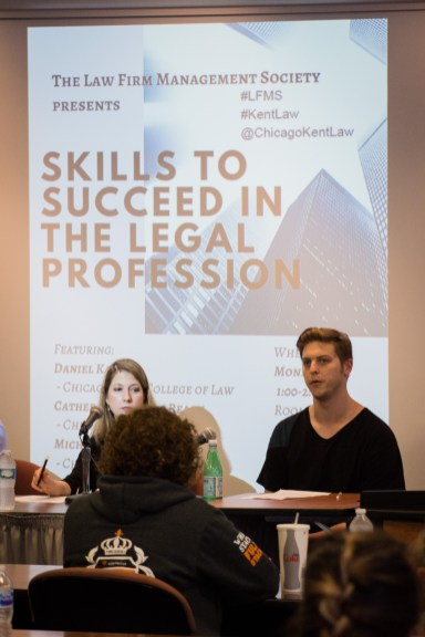 """LFMS """"Skills to Help you Succeed"""" event"""