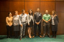 LELS leaders at Labor and Employment Law Career Panel
