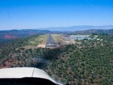 What a beautiful approach into Sedona, AZ.