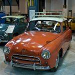 Автомобильный музей в Бельско-Бяле (Muzeum Motoryzacji)