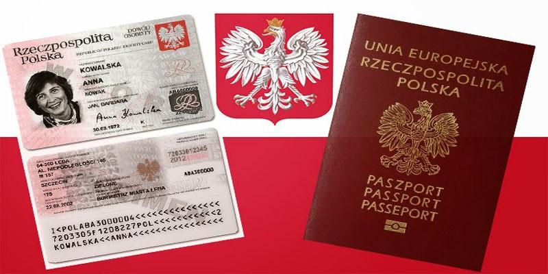 Карта Побыту, ВНЖ в Польше