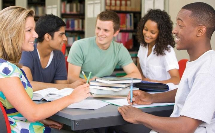 студенты разных стран