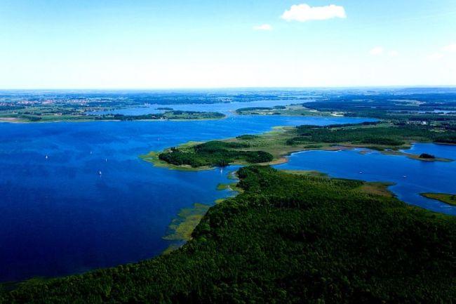Озеро Шнядрвы