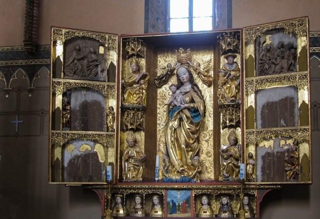 Успение Пресвятой Девы Марии в Польше