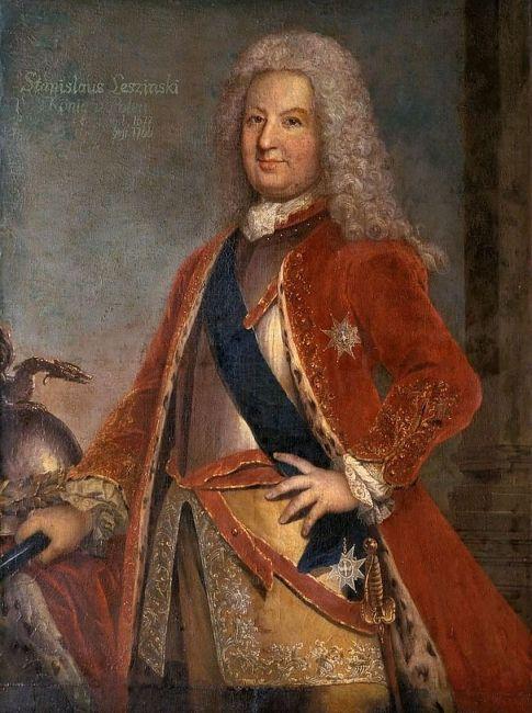 Станислав I Лещинский