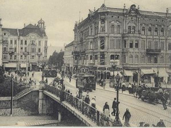 Bydgoszcz, Plac Teatralny