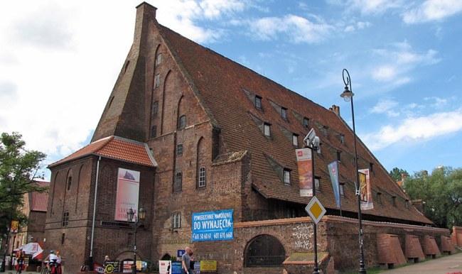 Великая мельница в Гданьске