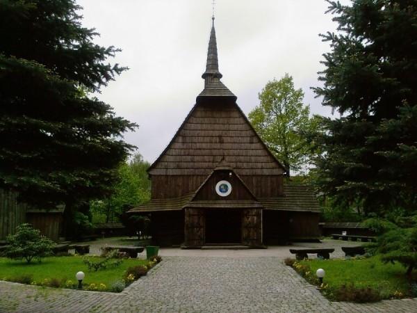 Костел Святого Архангела Михаила
