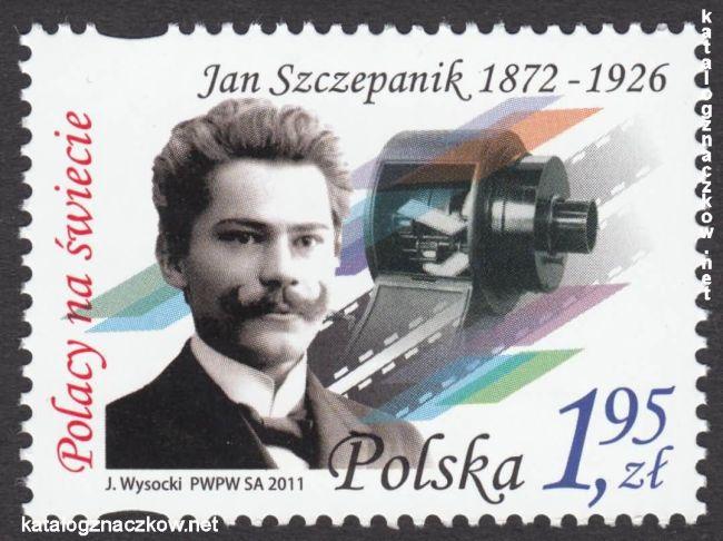 Jan Szczepanik марка