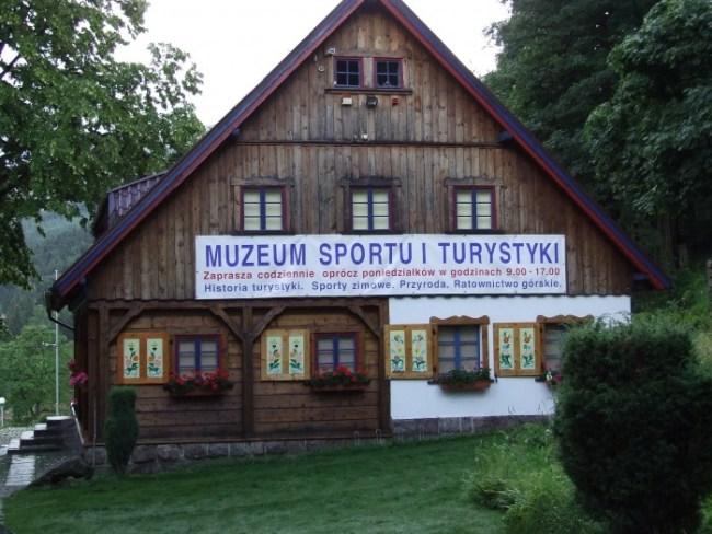 Музей спорта и туризма