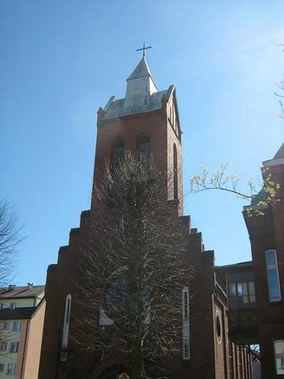 Костел найсвятейшей Девы Марии морской звезды