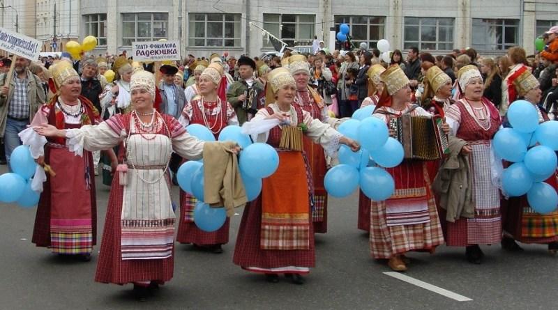 Народные костюмы Люблинщины