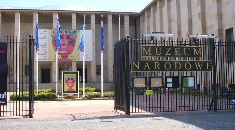 Национальный музей Варшавы.