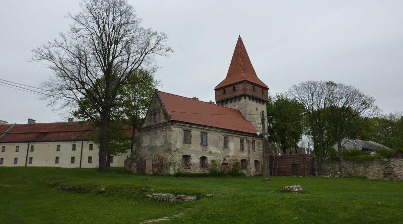 Цистерцианское аббатство в Сулеюве