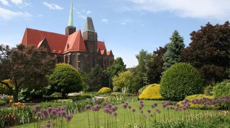 Ботанический сад Университета Вроцлава