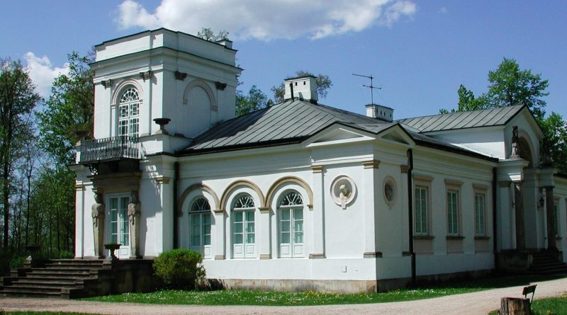 Центр польской скульптуры в Ороньско