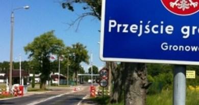 Больше всего украинцев без виз въехало в Польшу