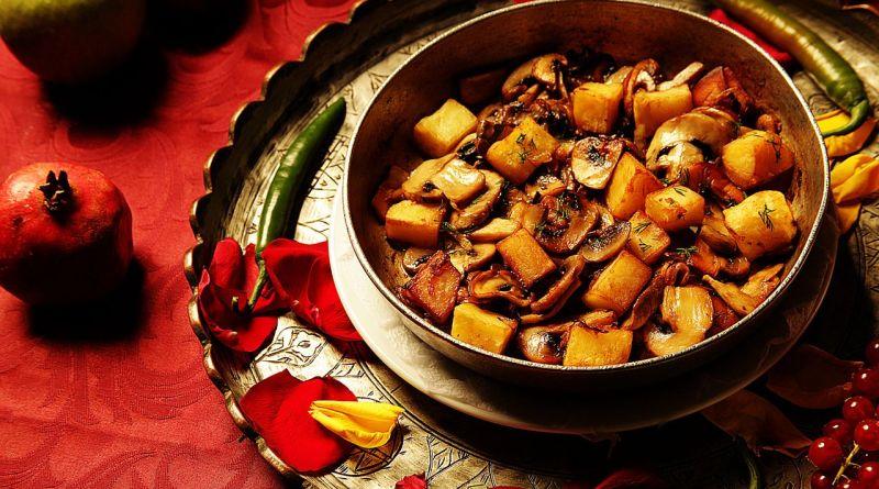 Сто польских блюд из картошки