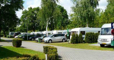 Парковки в Польше