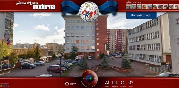 Высшая школа управления и финансов в Белостоке