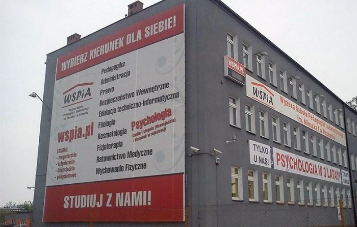 Высшая школа педагогики и управления им. Мешко I в Познани