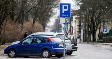 Парковка в Польше станет не дешевым удовольствием