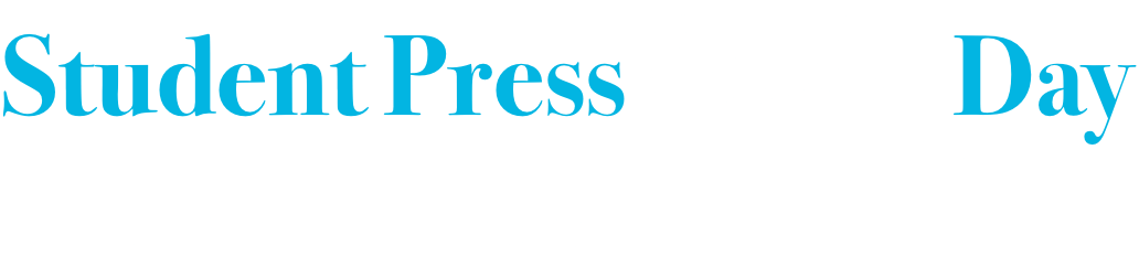 Student Press Freedom Day Logo