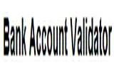 Bank Account Validator