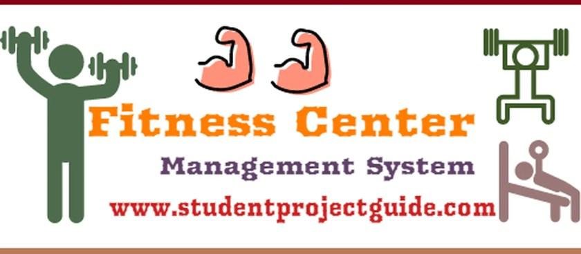 Fitness Center Management System