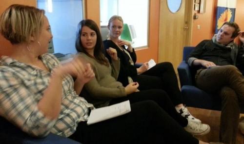Stormöte i Kalmar 5-7 okt 2012