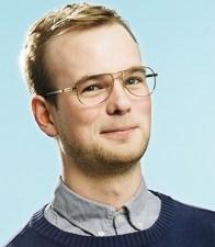 Johan Radix är SRS nye föreningsadministratör