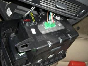 Cadillac cts aftermarket radio installation