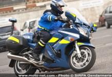 Gendarme motocycliste