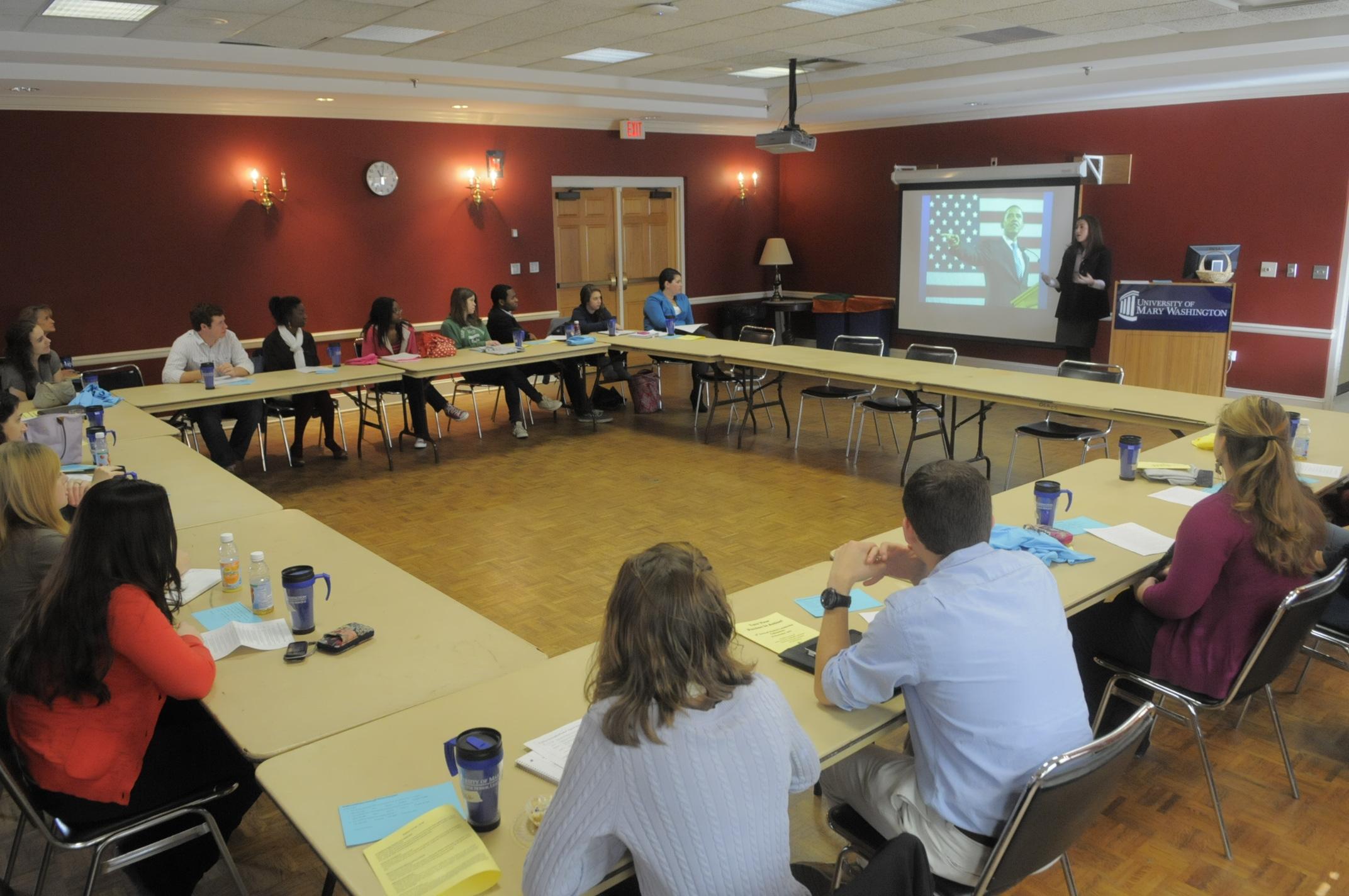 Student Leadership Colloquium 2012  Center For Honor