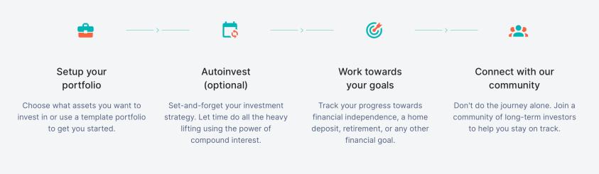 Pearler Investing App