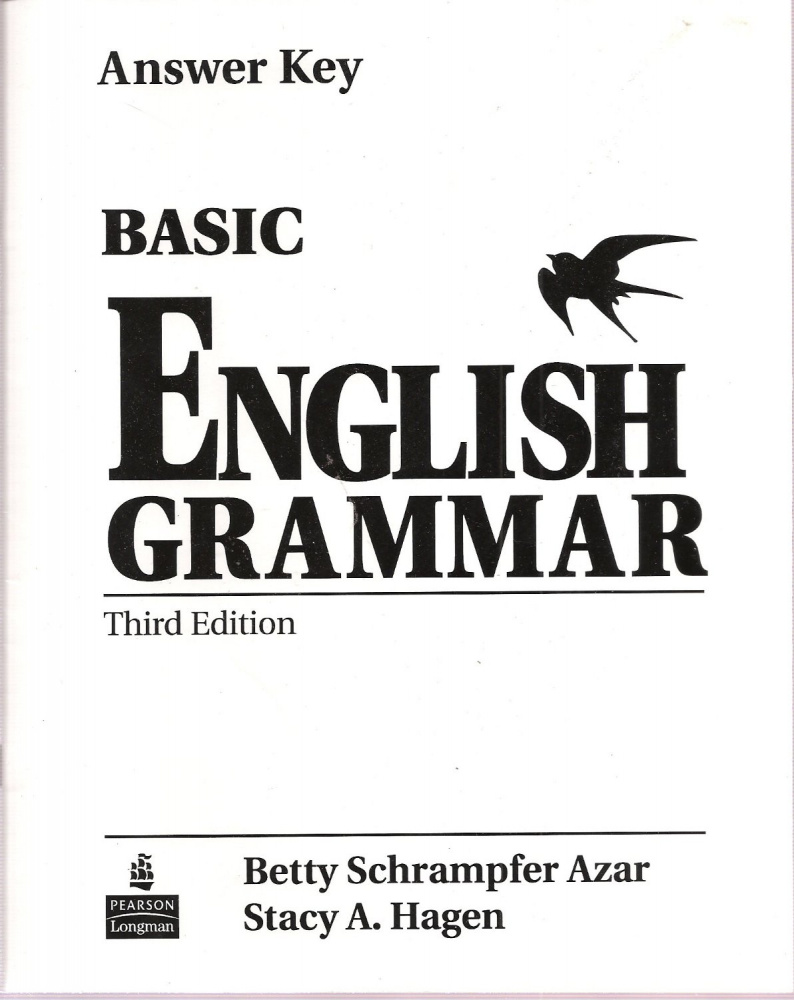 Купить Basic English Grammar 3rd Edition (Azar Grammar