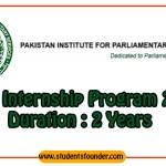 YPO PIPS Internship Program 2019 in Pakistan For 2 Years