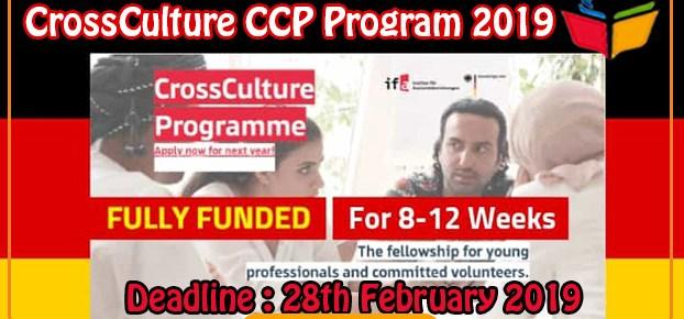 CrossCulture-CCP-Program-2019-Germany