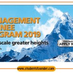 EFU MANAGEMENT TRAINEE PROGRAM 2019 – APPLY NOW