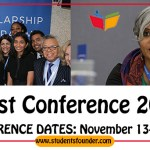 TRUST CONFERENCE 2019 CHANGEMAKERS PROGRAMME IN LONDON, UK – FULLY FUNDED