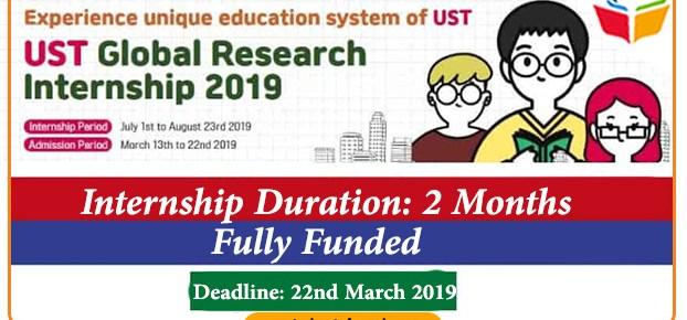UST-Global-Internship-2019