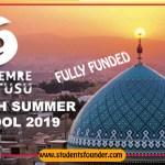 TURKISH-SUMMER-SCHOOL-2019-BY-YUNUS-EMRE-INSTITUTE