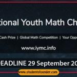INTERNATIONAL-YOUTH-MATH-CHALLENGE-2019