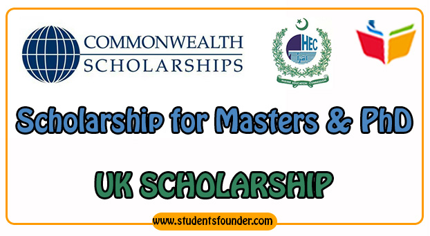 HEC Commonwealth Scholarship 2020 in UK for Masters & PhD